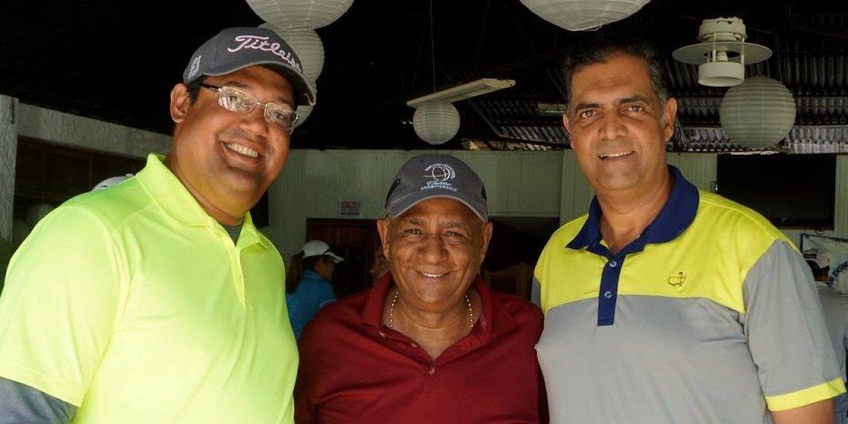 Multiusos deportivo de Jarabacoa llevará el nombre del golfista Andrés Dilonex