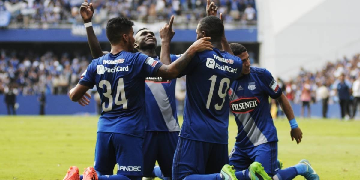 Delfín y Emelec van por el título y a fase de grupos de la Libertadores 2018