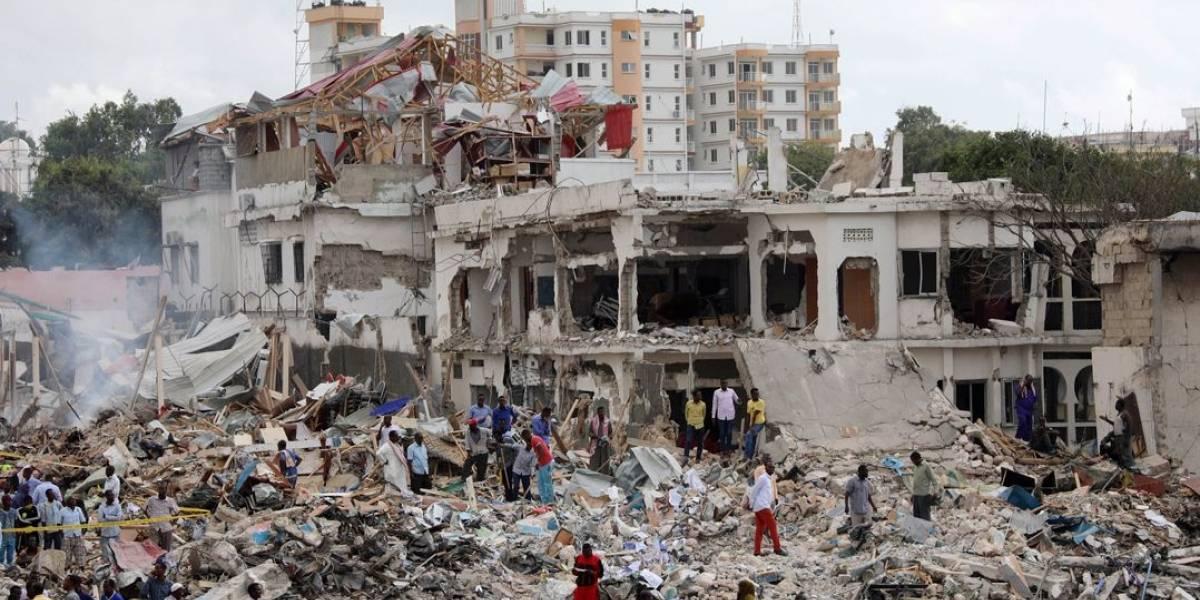 Balanço final de atentado na Somália é de 512 mortos
