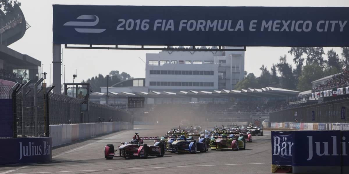 Fórmula E donará taquilla en México para damnificados