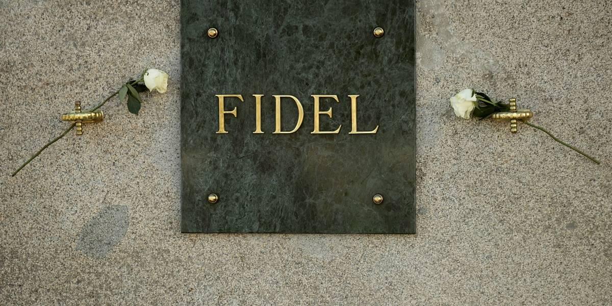 Fidel Castro mandó construir 'en secreto' su tumba 10 años antes de morir