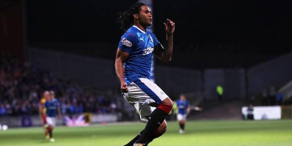 Gol de 'Gullit' Peña compite por ser el mejor del mes de noviembre