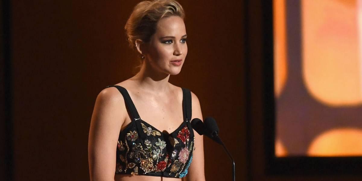 Jennifer Lawrence revela que vai fazer pausa na carreira para atuar em grupo contra corrupção