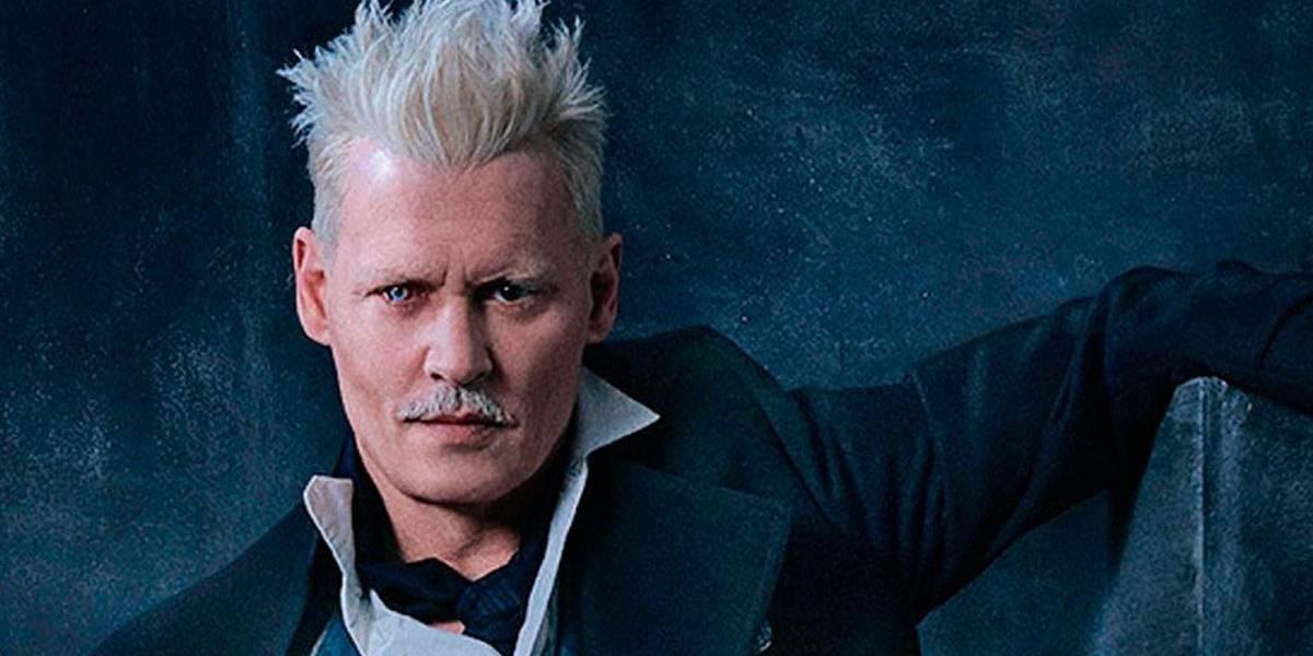 Diretor de Animais Fantásticos defende atuação de Johnny Depp