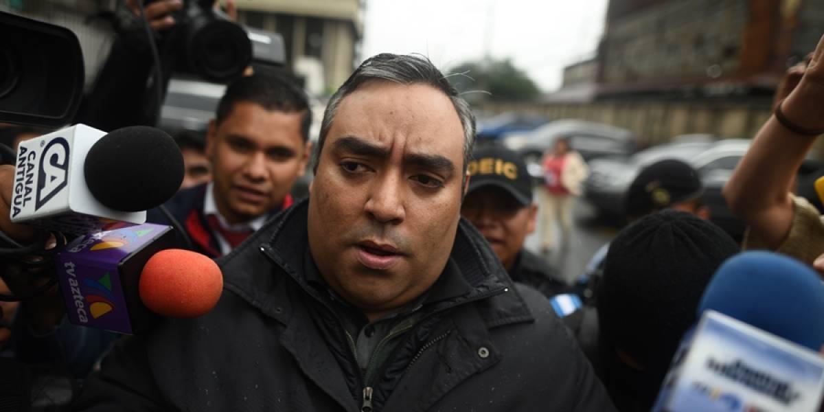 Luis Lima y otros nueve fueron enviados a prisión preventiva