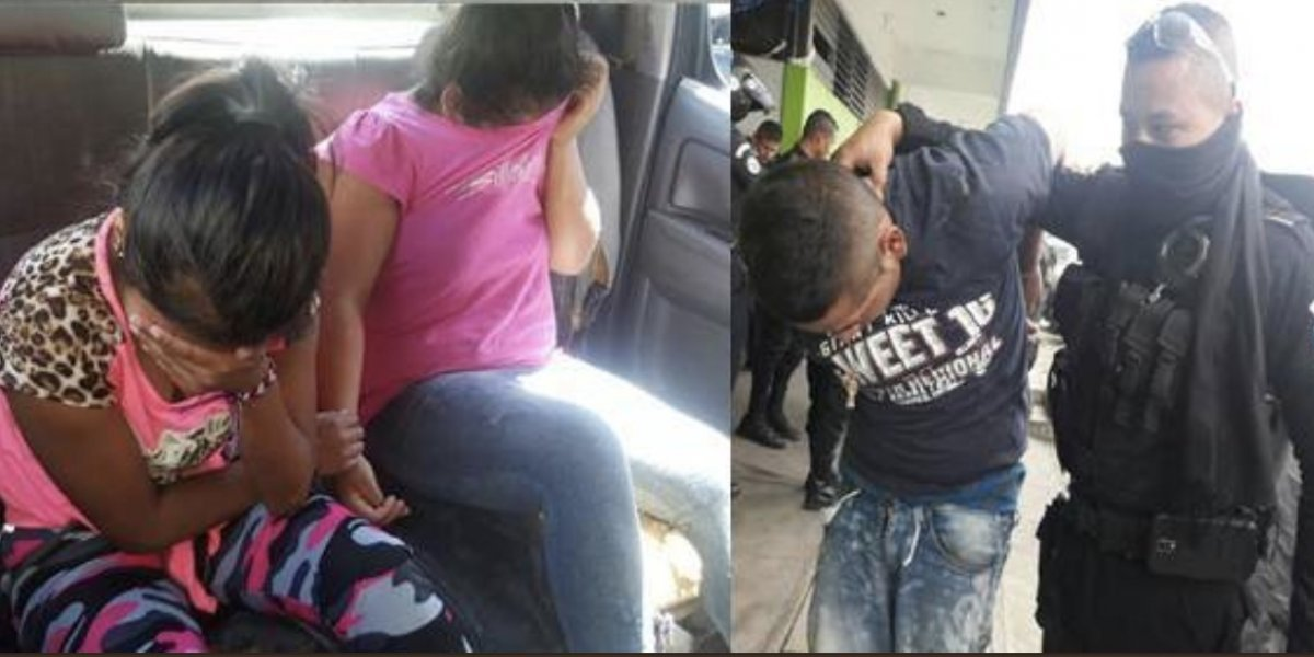 Hermanos de 13 y 16 años participarían en ataques del Barrio 18