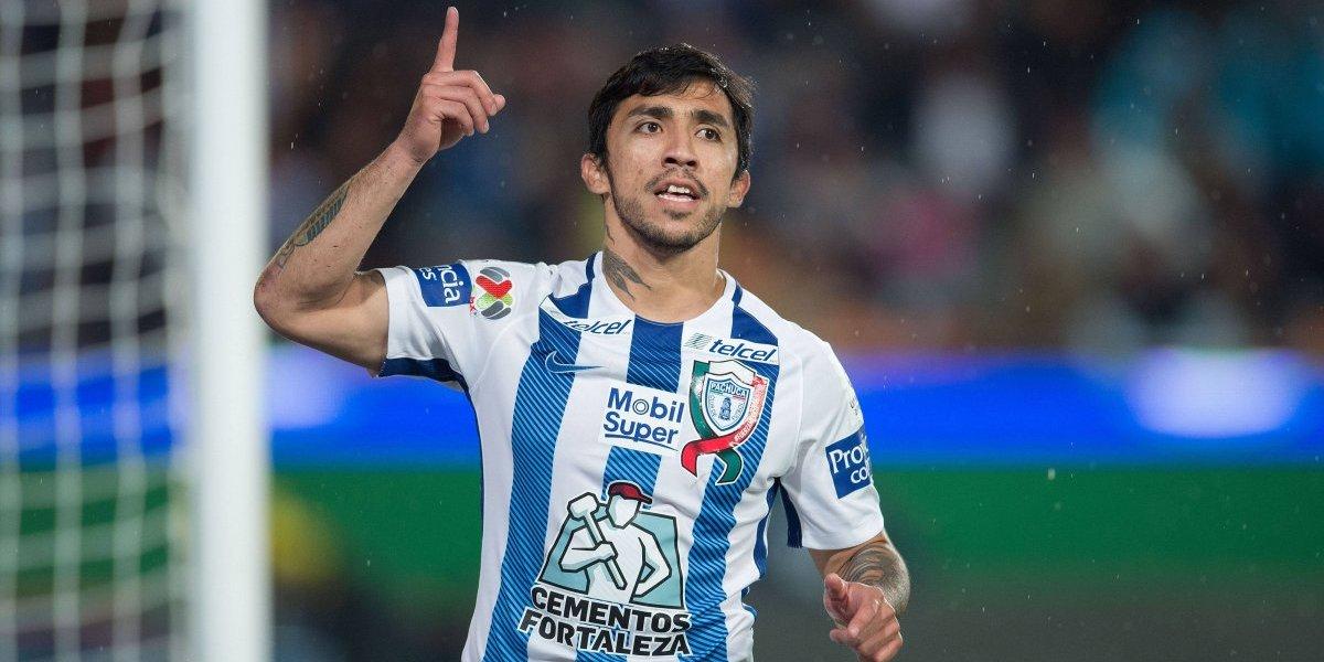 Edson Puch buscará brillar en el Mundial de Clubes tras superar lesión a la rodilla
