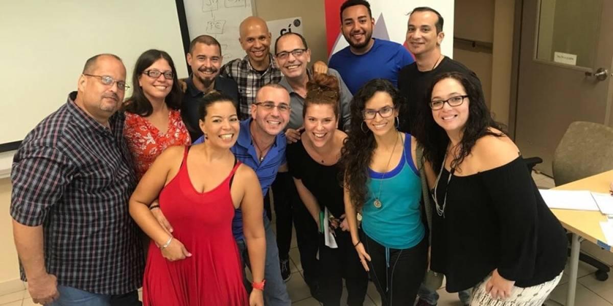 Artistas puertorriqueños conjugan arte y cooperativismo