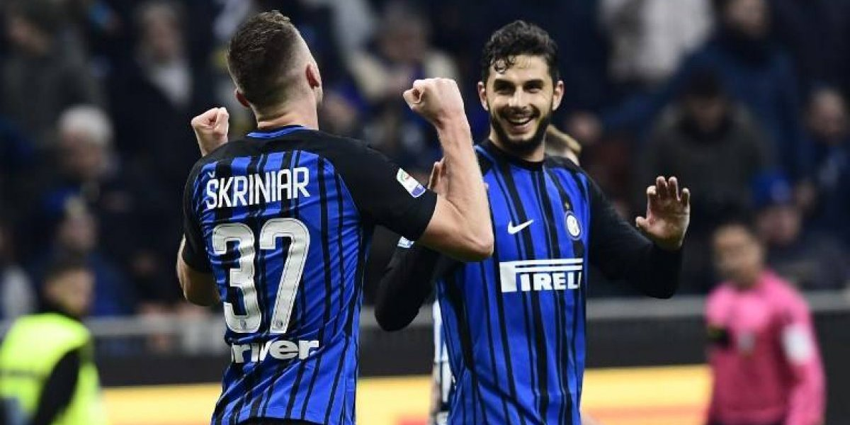 Todo le sale bien al Inter de Milán que ahora encabeza la Serie A
