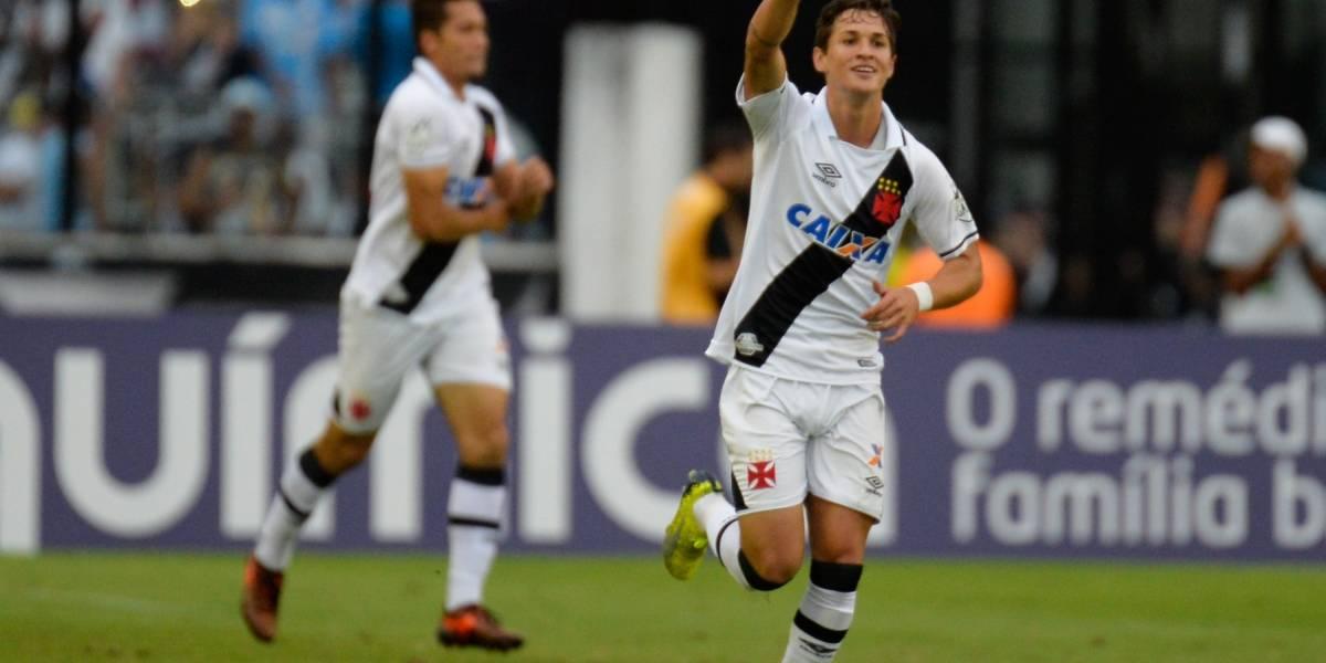 Vasco vence a rebaixada Ponte Preta por 2 a 1 e se garante na Copa Libertadores