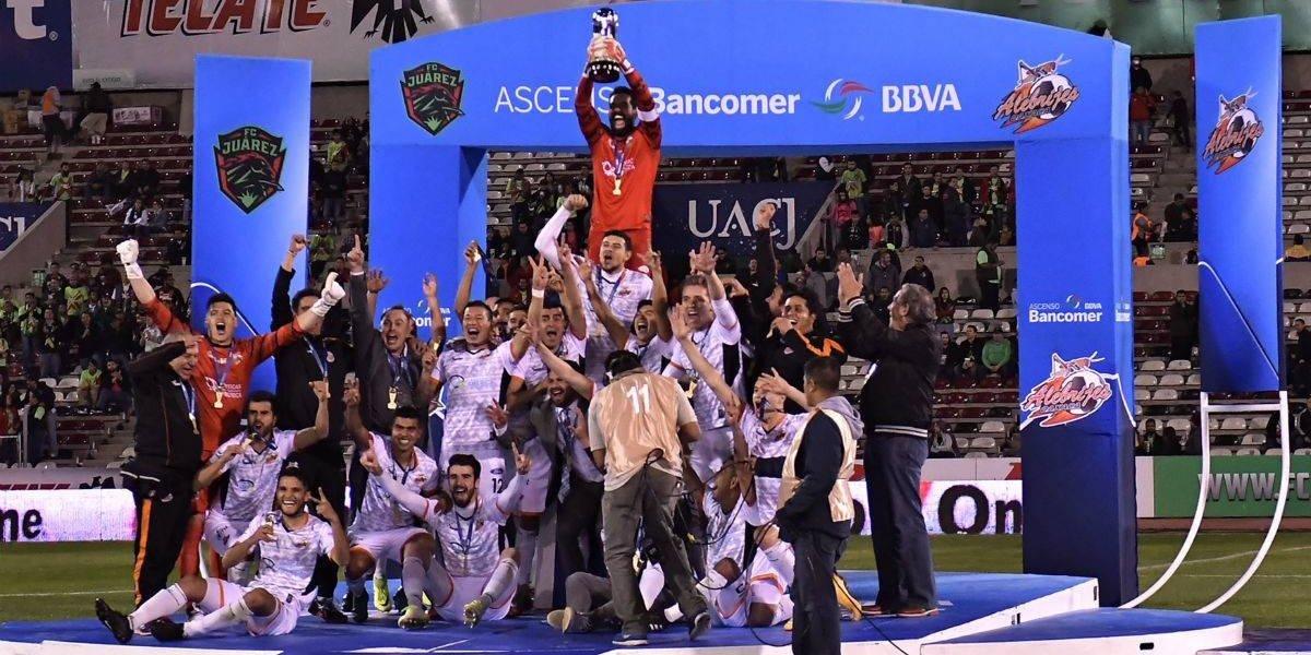 ¡Campéon histórico! Alebrijes conquista el título del Ascenso MX por primera vez