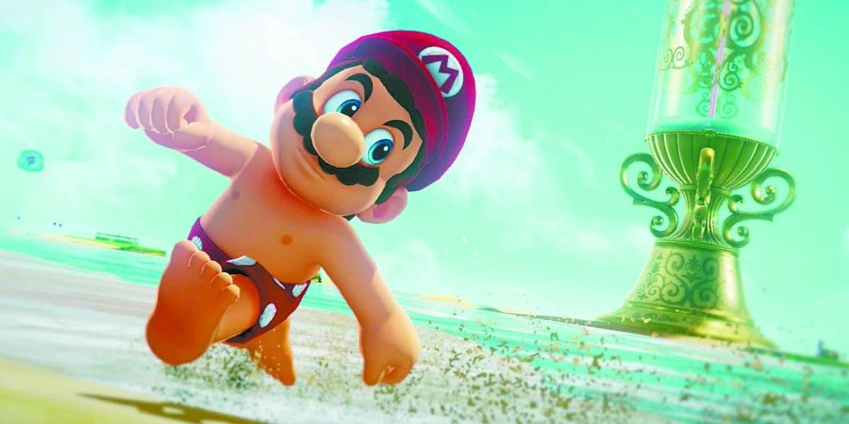 Novo game Super Mario Odyssey explora mundo aberto e essência do personagem