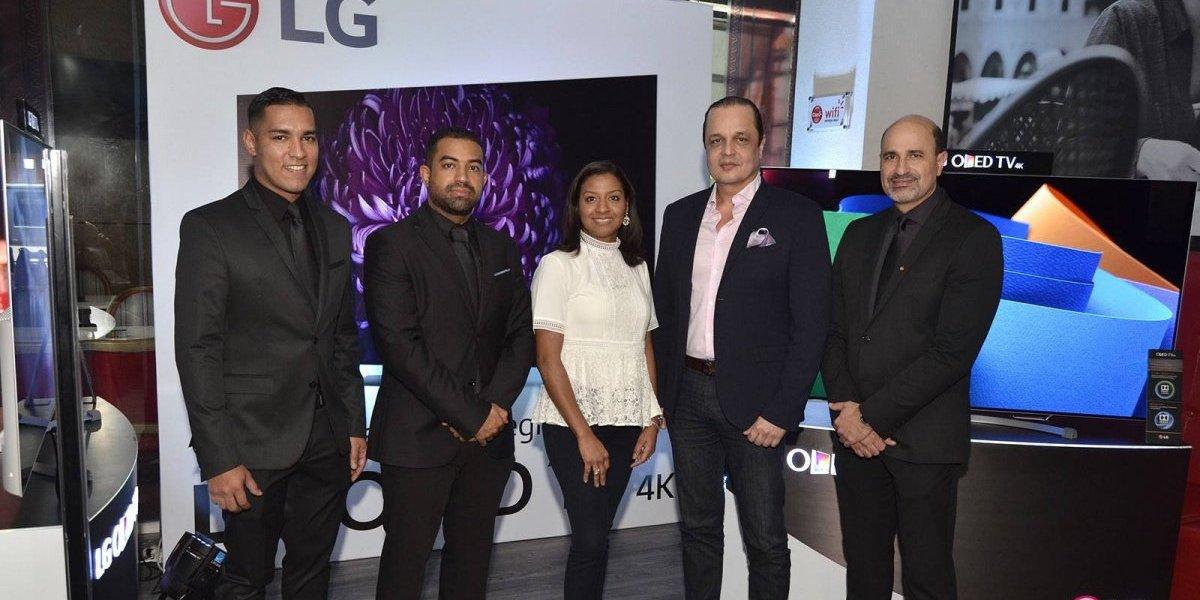 #TeVimosEn: LG Electronics muestra nueva línea de TV Oled 2017