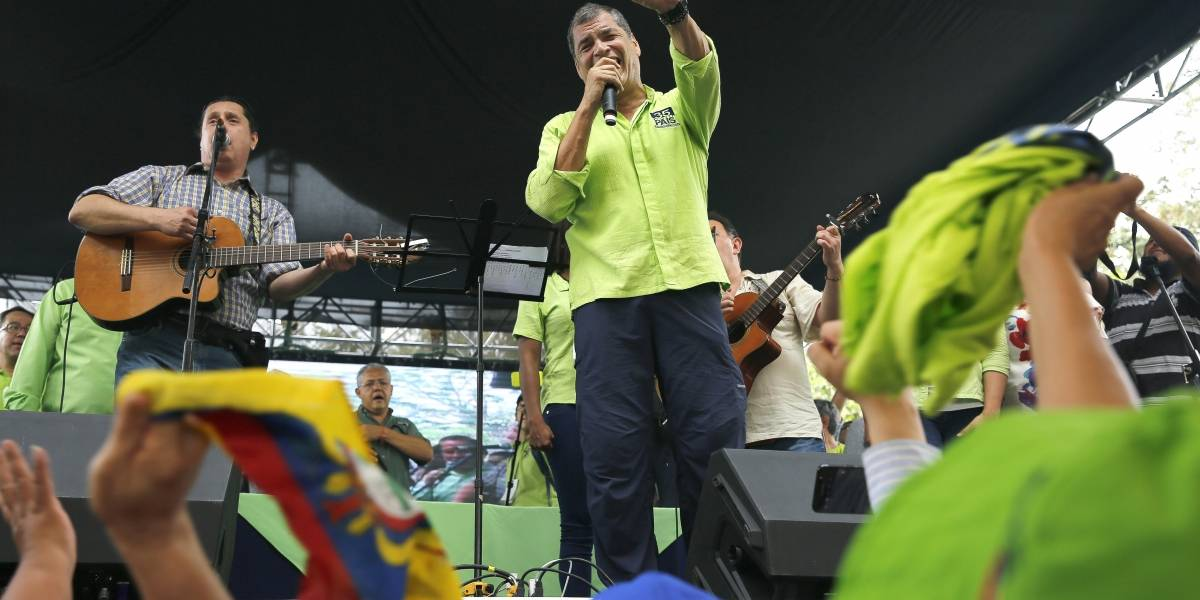 Correa aclara que no requerían veedor de ente electoral para hacer convención