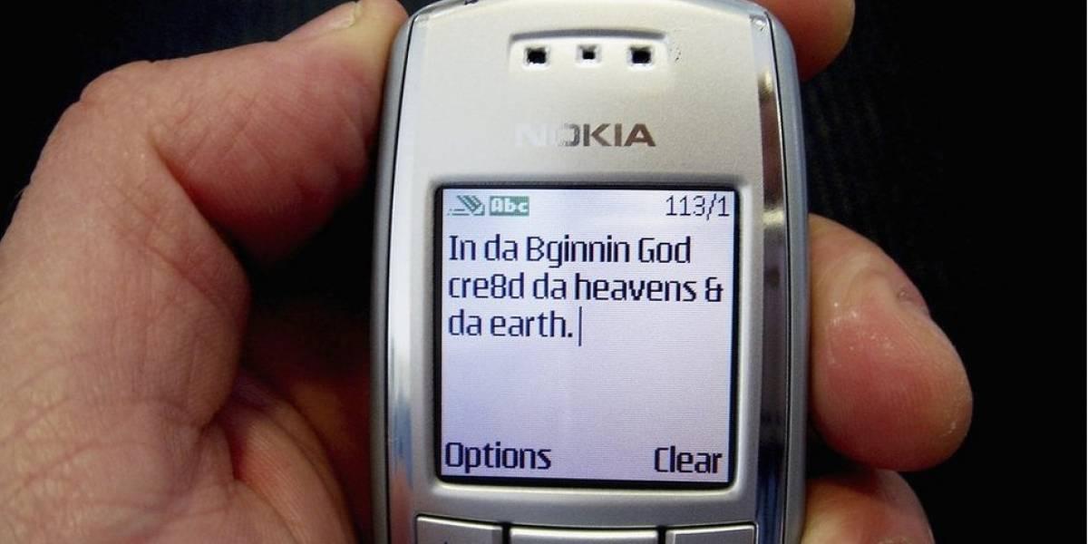 Se cumplieron 25 años del primer mensaje de texto de la historia