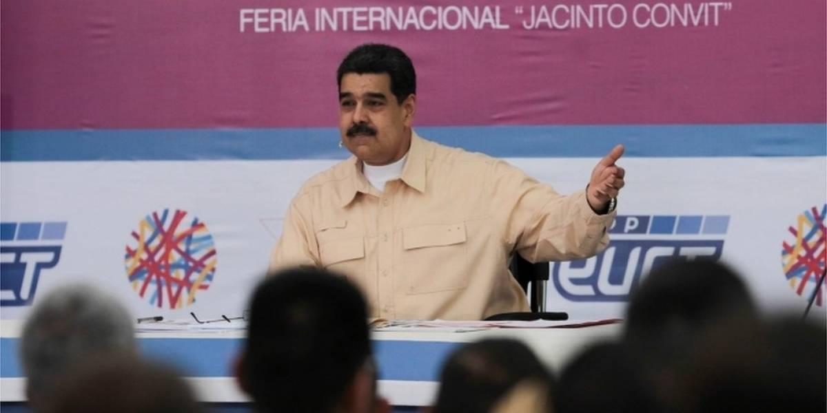 """El presidente de Venezuela, Nicolás Maduro, anuncia la creación del """"petro"""", una criptomoneda respaldada """"en petróleo, oro, gas y diamantes"""""""