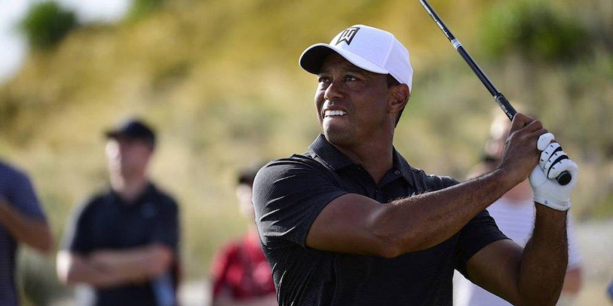 Tiger Woods obtiene su mejor resultado en cuatro años