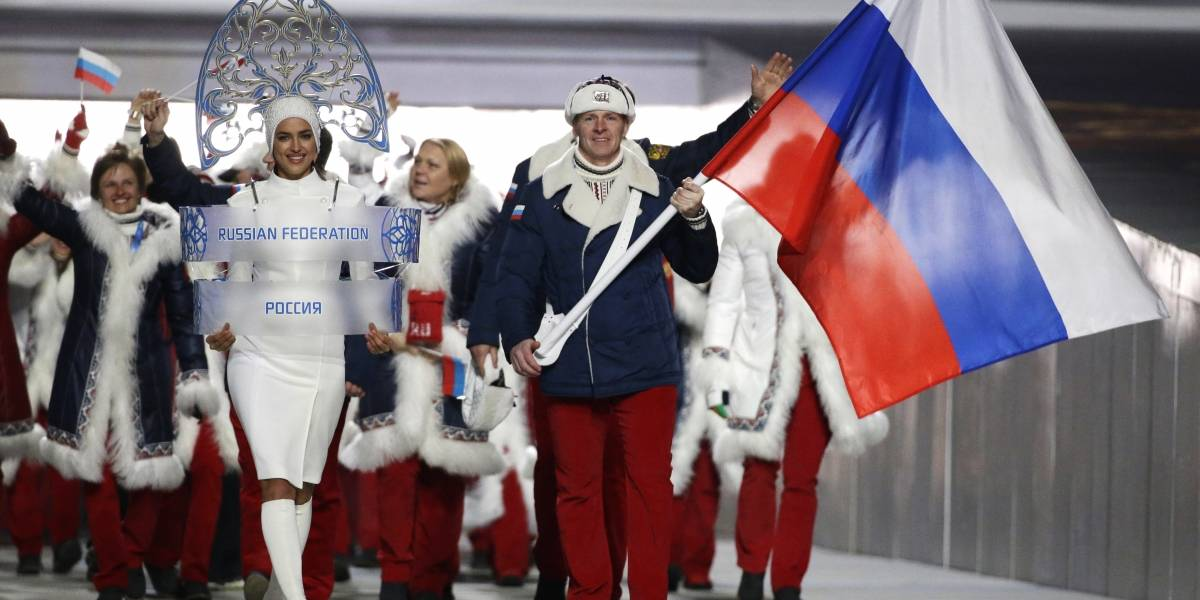 Repercusiones de potencial ausencia de Rusia en Pyeongchang