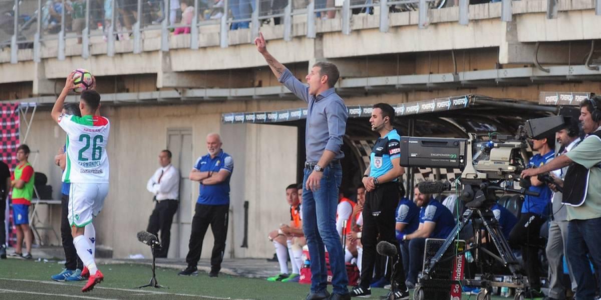 """Palermo está con la fe intacta: """"Teniendo esta chance no la vamos a dejar pasar"""""""