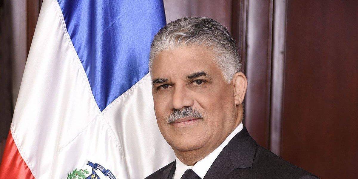 Miguel Vargas realizará visita oficial a Brasil y Uruguay