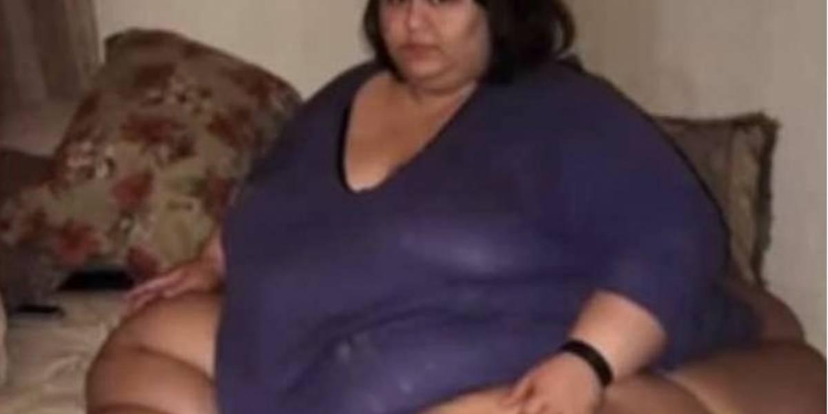 VIDEO. La increíble transformación de una mujer que pesaba 500 kilos