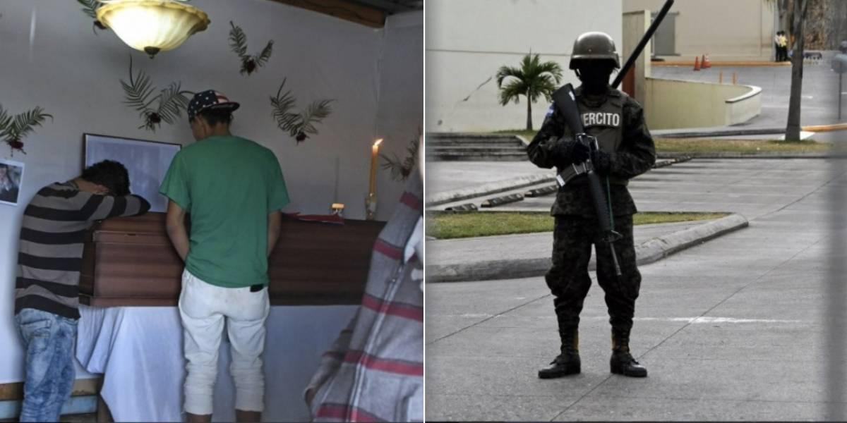 """""""Nos están matando"""" la denuncia en Twitter durante el toque de queda en Honduras"""
