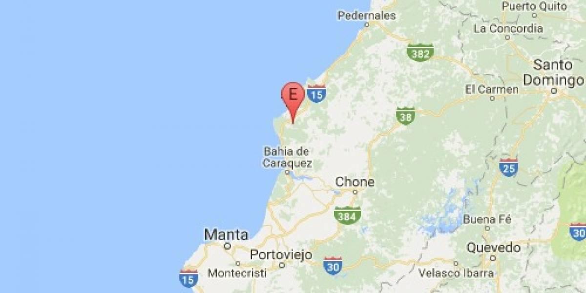 Sismo de Bahía de Caráquez tuvo una intensidad de 3 en Quito