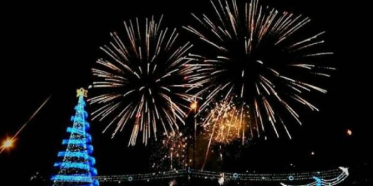 La Plaza de Bolívar brindará un espectáculo de luces para celebrar esta navidad