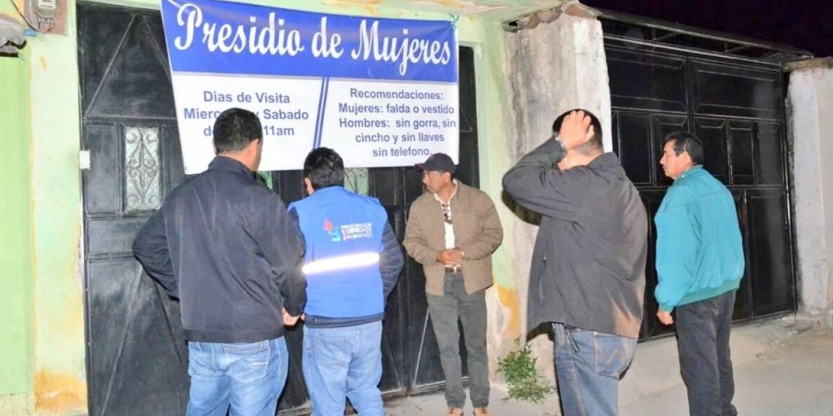 Procurador de DD. HH pide a Gobernación implementar brazaletes para presos