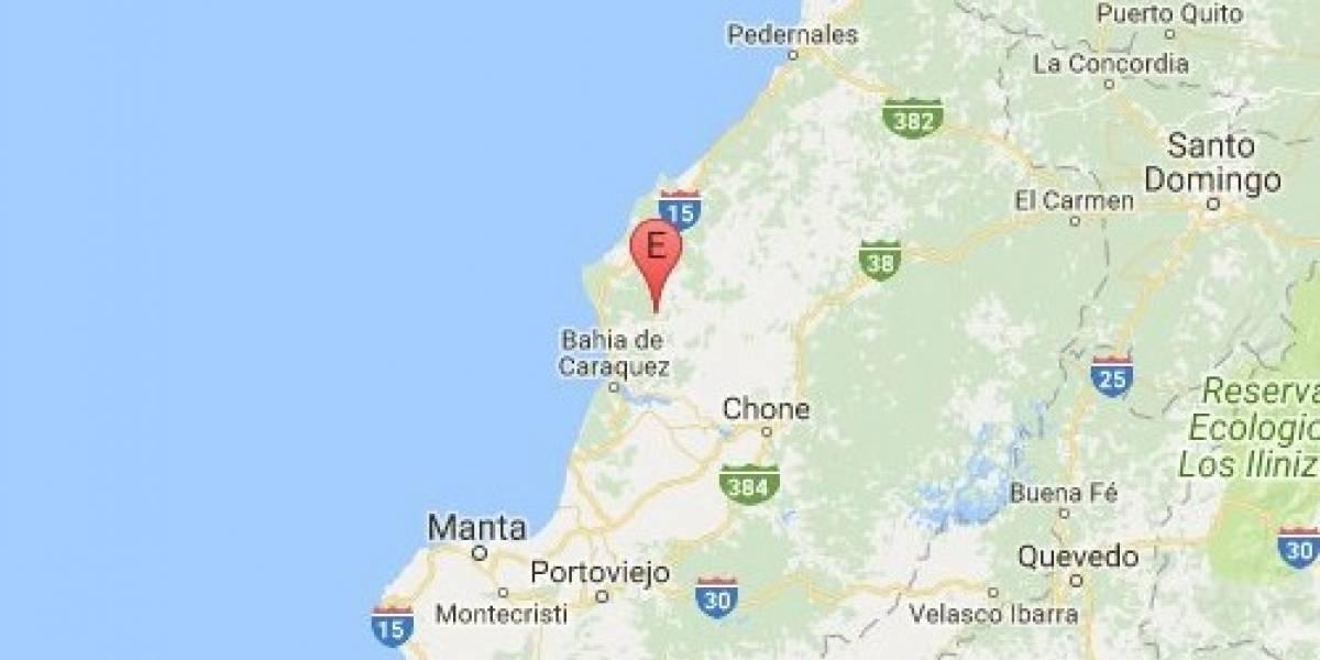 Así se vivió el sismo de 6 en Manabí