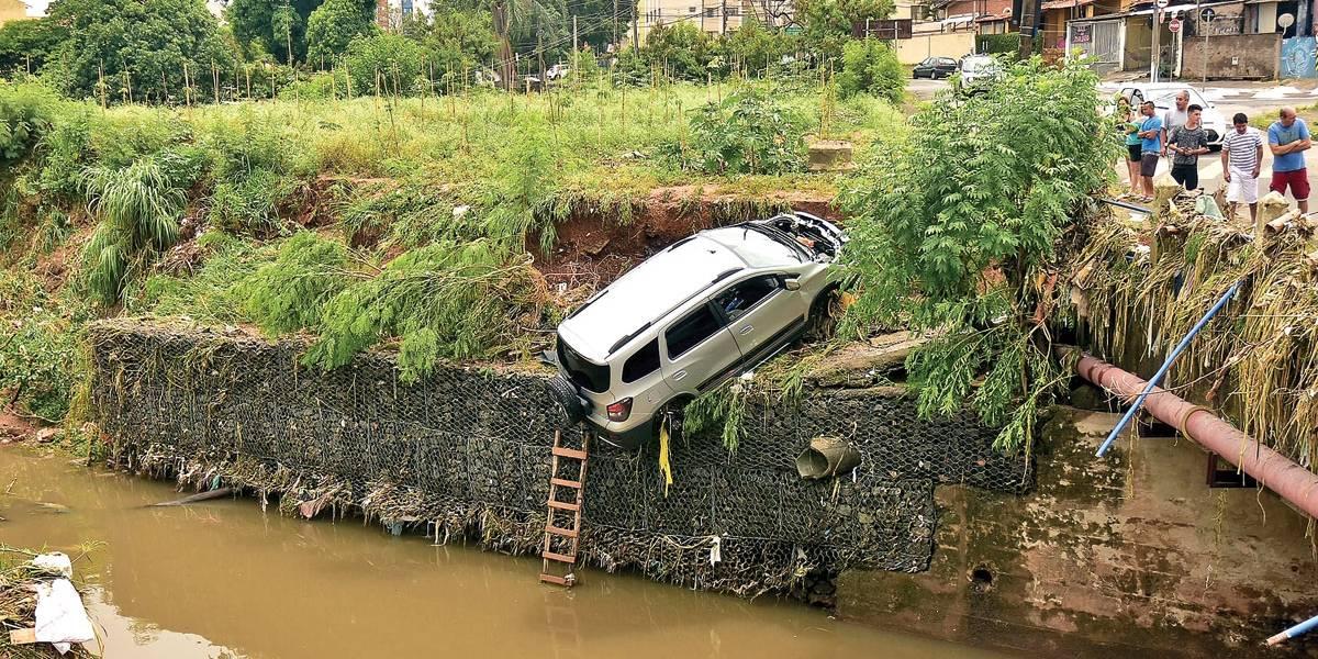 Operação Verão começa para reduzir danos dos temporais em Campinas