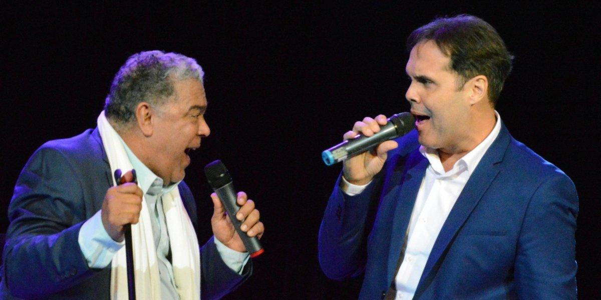 """Frank Ceara y Danny Rivera con lunes """"Entre amigos"""""""