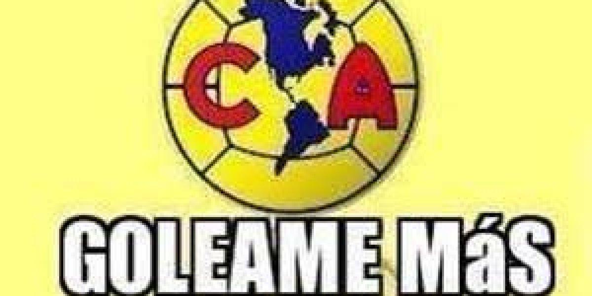 Tigres goleó al América y los memes brillan