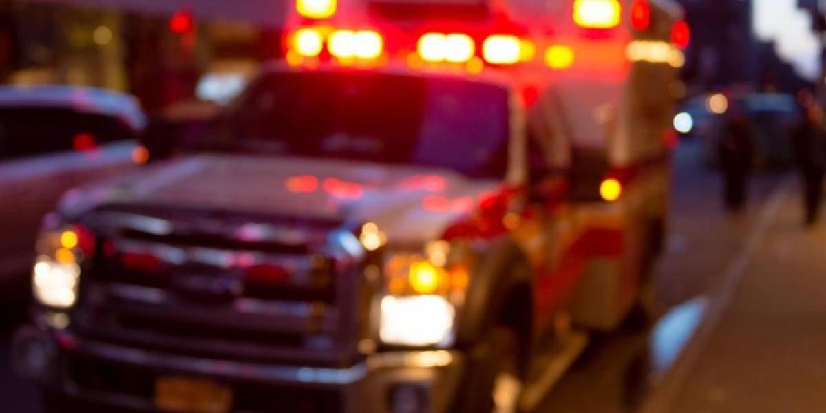 Conductor atropella a cuatro personas en Nueva York