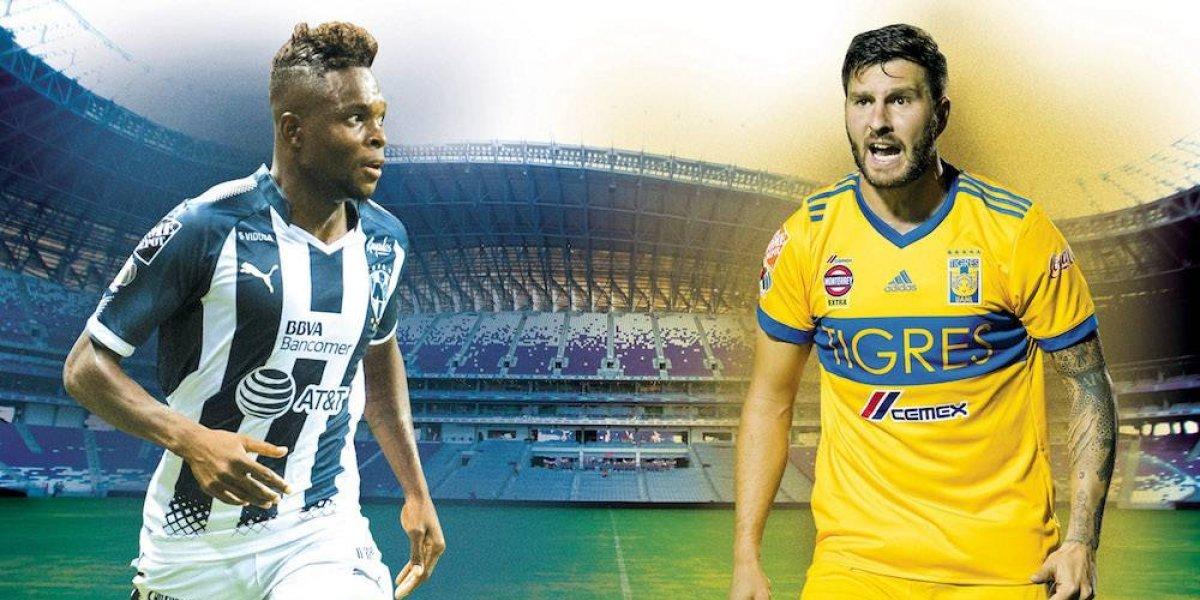 Monterrey y Tigres protagonizarán final inédita en el Apertura 2017