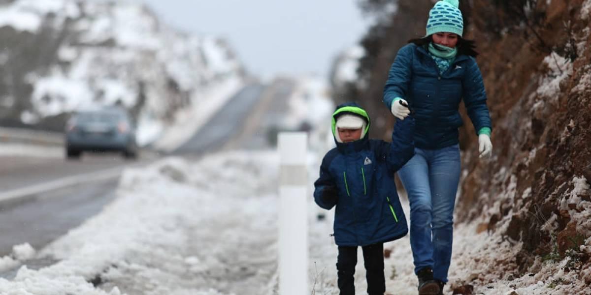 Semana helada: prevén temperatura bajo cero en estos 18 estados