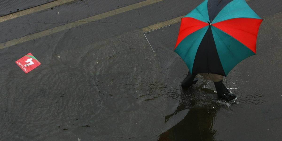 Declaran alerta naranja por lluvias en cuatro municipios de Cundinamarca