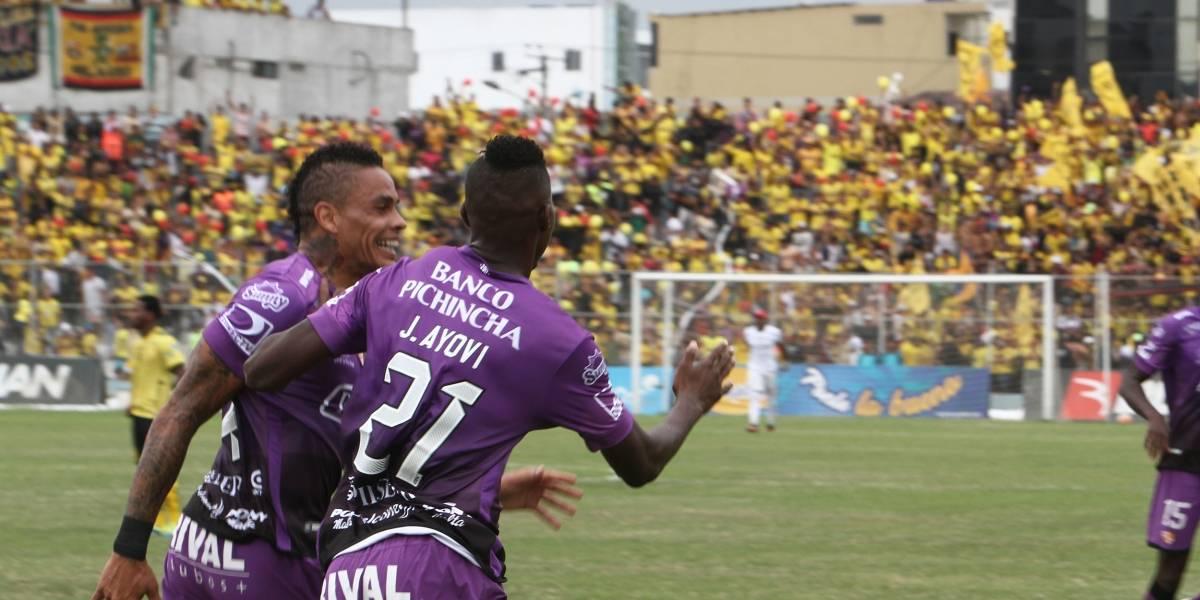 Barcelona SC ingresa a zona de clasificación a Libertadores