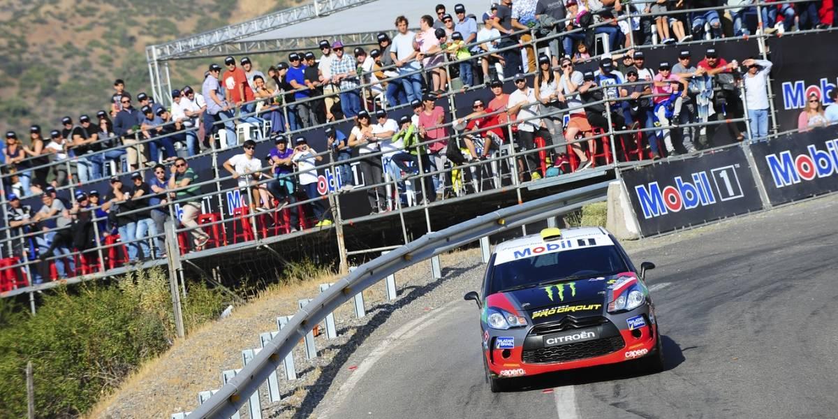 Benjamín Israel se quedó con el Motorshow del RallyMobil