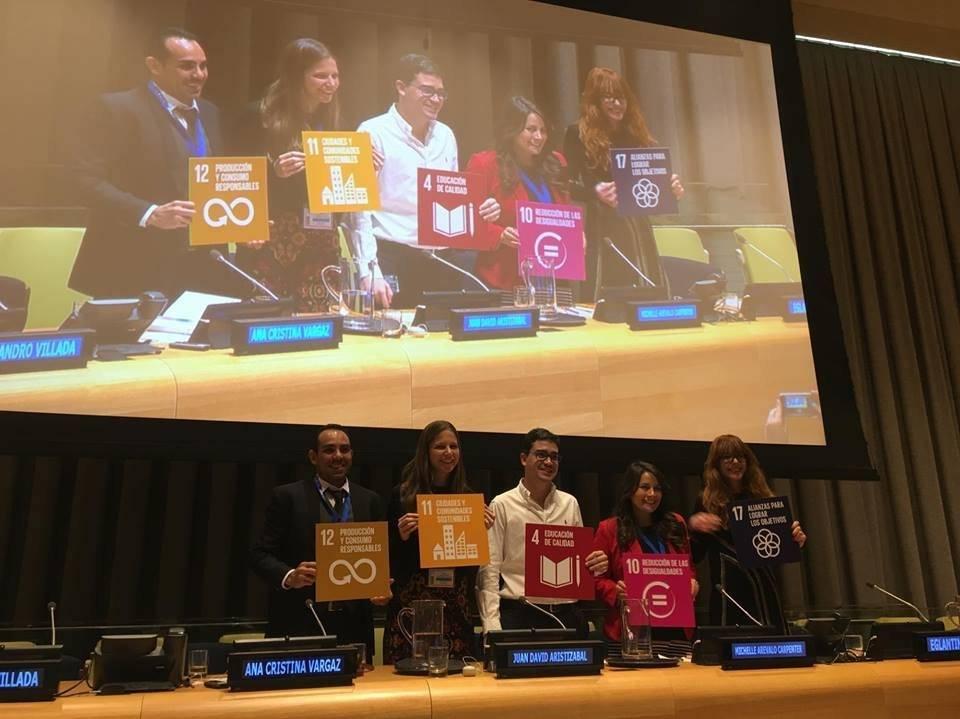 Publinews estuvo presente en el Latino Impact Summit, que se llevó a cabo en la sede de las Naciones Unidas, en Nueva York. Foto: Paula Peinado