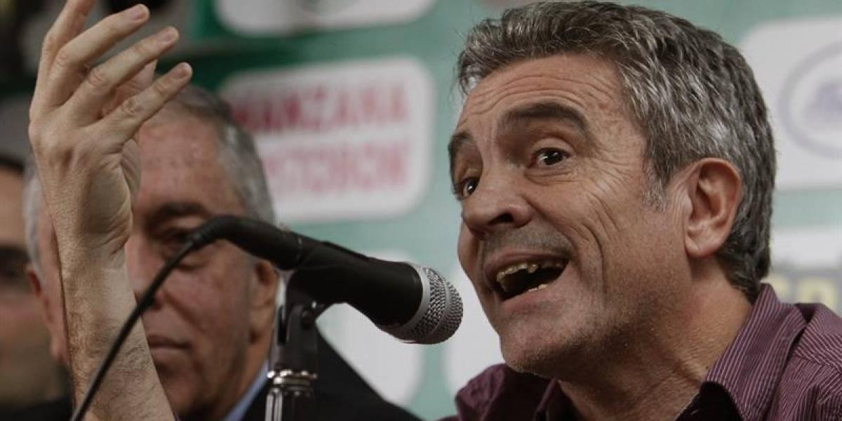 A pesar de los insultos de los hinchas, Lillo seguiría siendo técnico de Nacional
