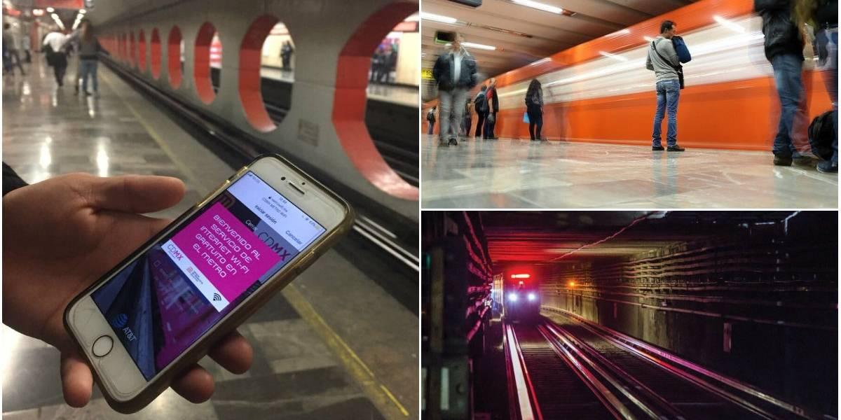 En el Metro más personas tendrán Wi-Fi que en esta comunidad de Chiapas