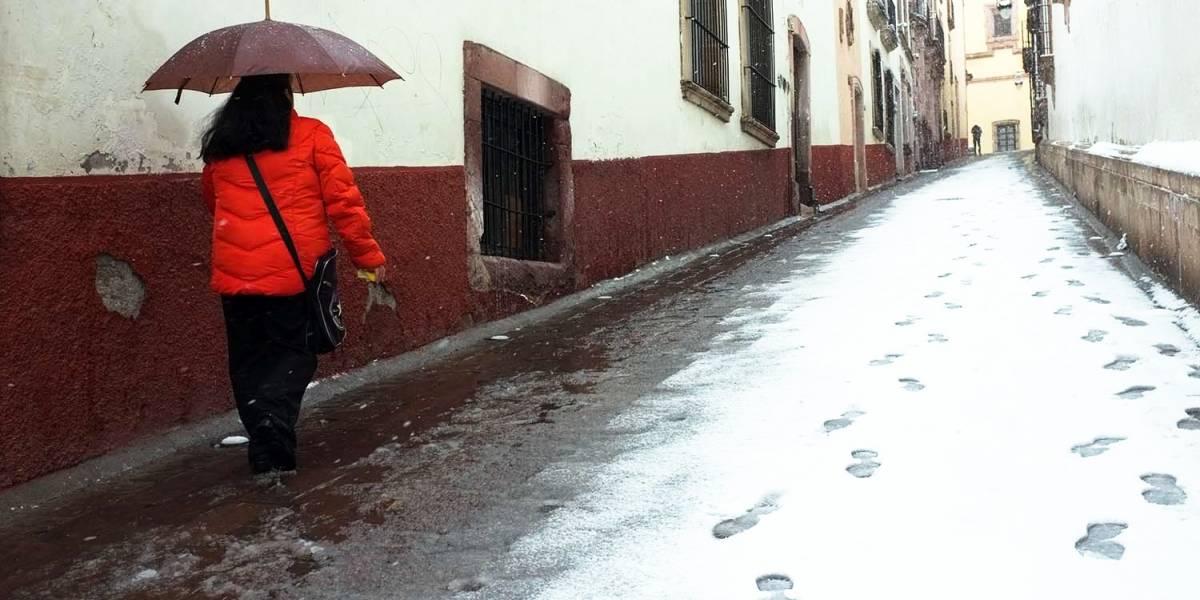 Continuarán bajas temperaturas y heladas en gran parte del país