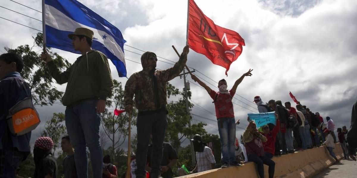 Oposición demanda nuevas elecciones en Honduras