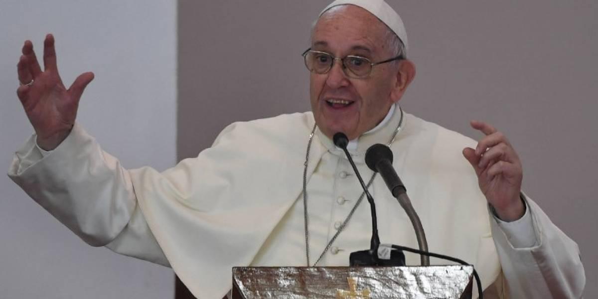 El Papa envía un mensaje a Honduras en medio de crisis política