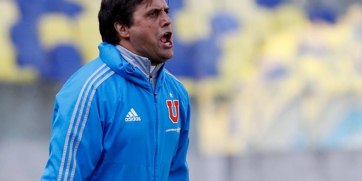 """Hoyos justifica el bajón de la U: """"Es complicadísimo mantener una regularidad en la victoria"""""""