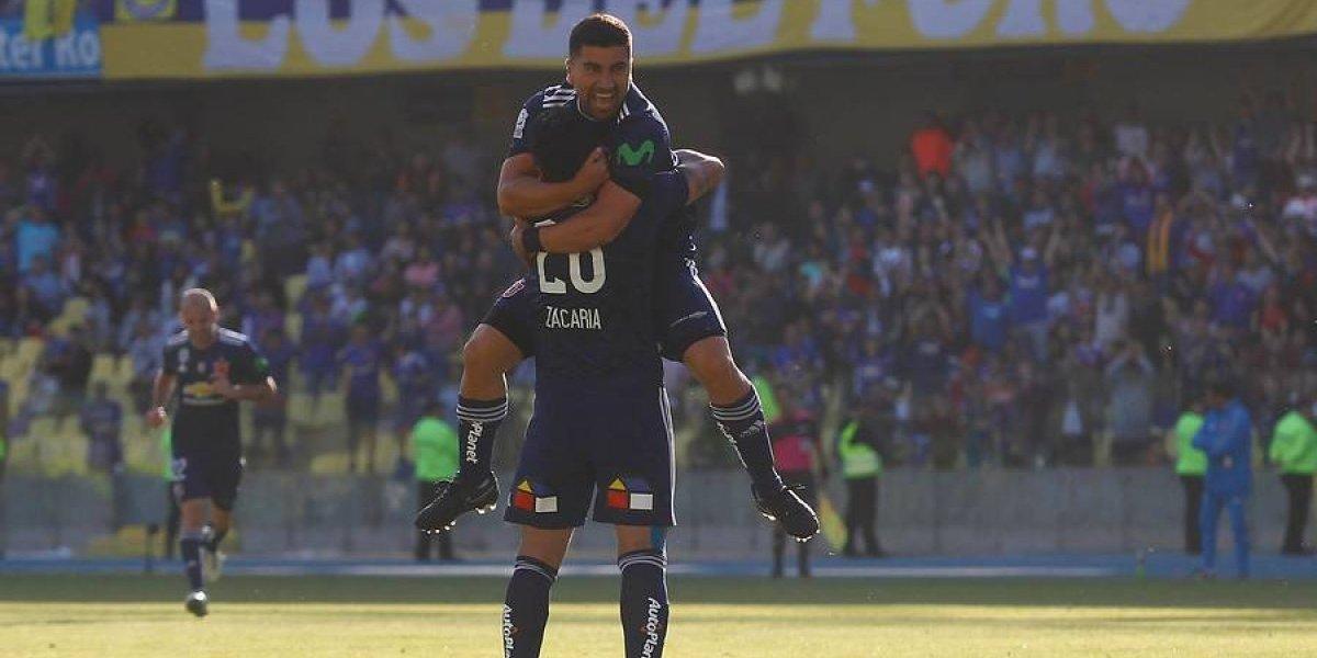 """David Pizarro no pierde la ilusión: """"Somos la U y vamos a seguir peleando"""""""
