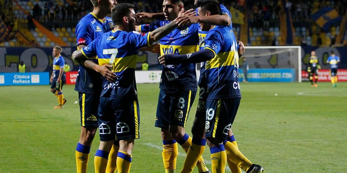 Everton revive a costa de Antofagasta y asegura un cupo en la Copa Sudamericana