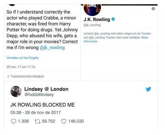 Harry Potter - JK Rowling