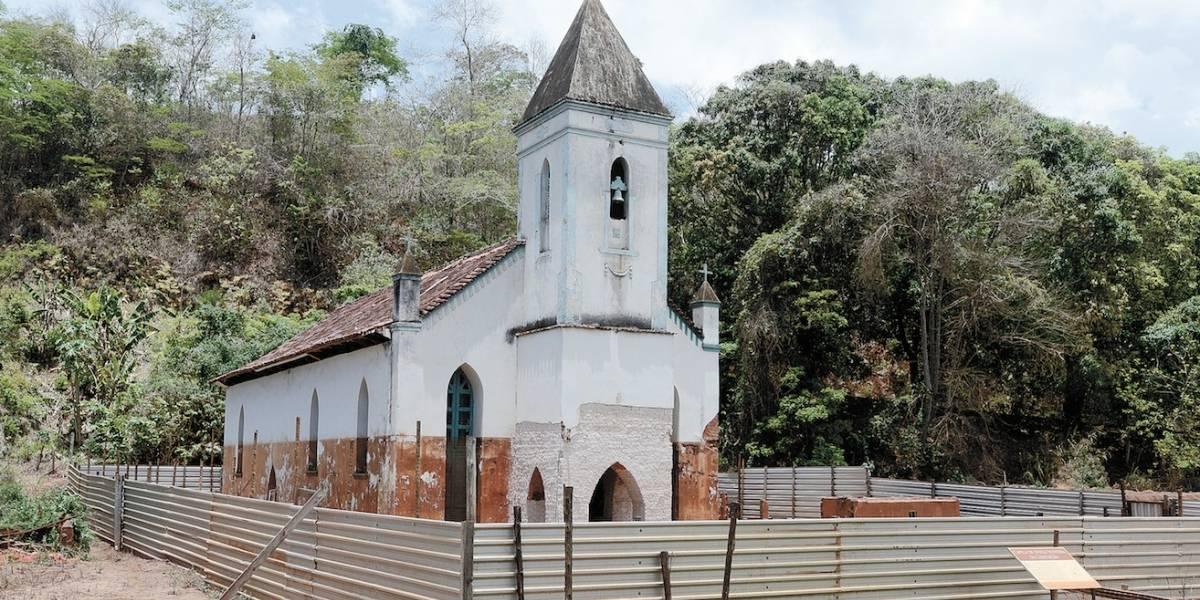 Especialistas e comunidade ajudam na recuperação das três igrejas impactadas pela lama de Mariana